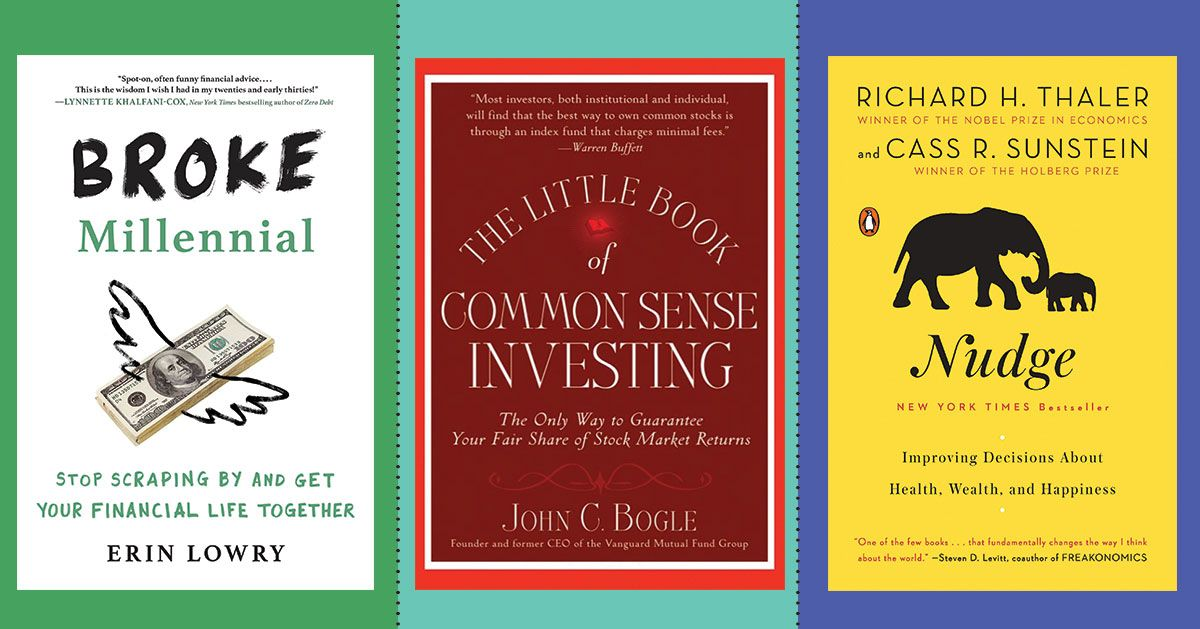 The Best Personal Finance Books, According to Money Experts