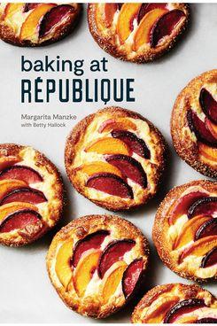 Raspberry-pistachio kouign-amanns from Baking at République: Masterful Techniques and Recipes