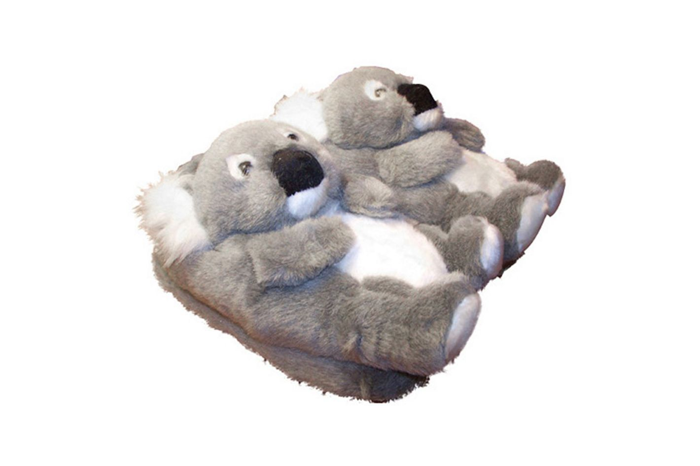 Comfy Feet Koala Animal Slippers