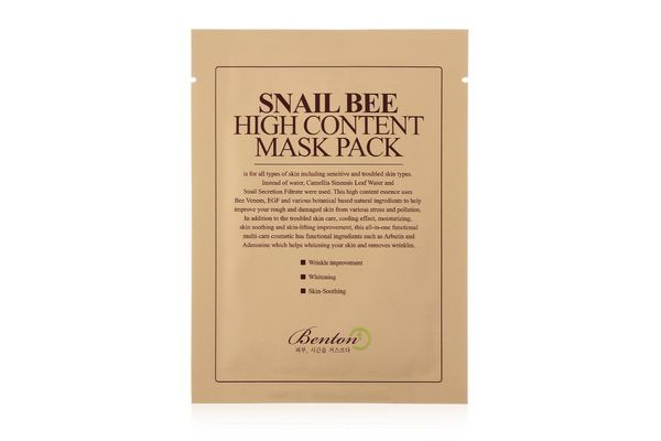 Snail Bee 10 Mask Pack