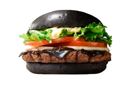 Burger Kings Newest Japanese Is Covered With Black Cheese