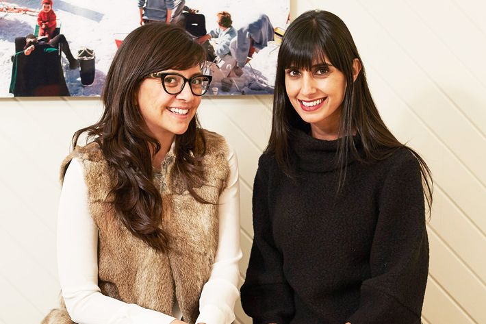 Founders Karla Gallardo and Shilpa Shah