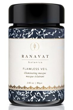 Ranavat Botanicals Flawless Veil Illuminating Masque