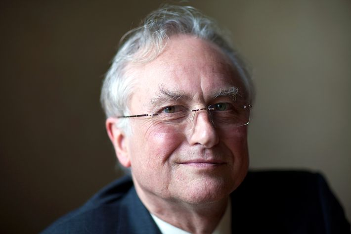 Richard Dawkins, biologist and writer, poses for a portrait at the Woodstock Literary Festival on September 18, 2011 in Woodstock, England.