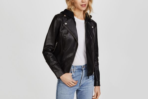 Mackage Yoana Leather Jacket