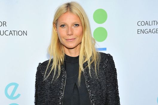 SANTA MONICA, CA - MAY 28:  Actress Gwyneth Paltrow attends the first annual Poetic Justice Fundraiser for the Coalition For Engaged Education at the Herb Alpert Educational Village on May 28, 2014 in Santa Monica, California.  (Photo by Donato Sardella/Getty Images for Coalition for Engaged Education)