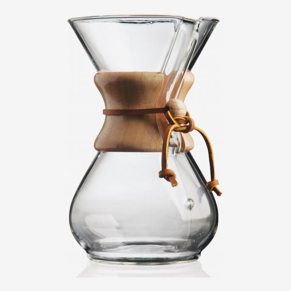 Chemex Pour-over Glass Coffeemaker, 8-Cup