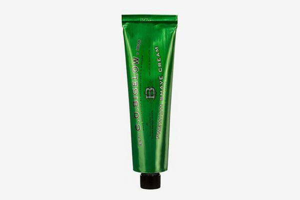 C.O. Bigelow Premium Shave Cream With Eucalyptus Oil, 5.2 oz.