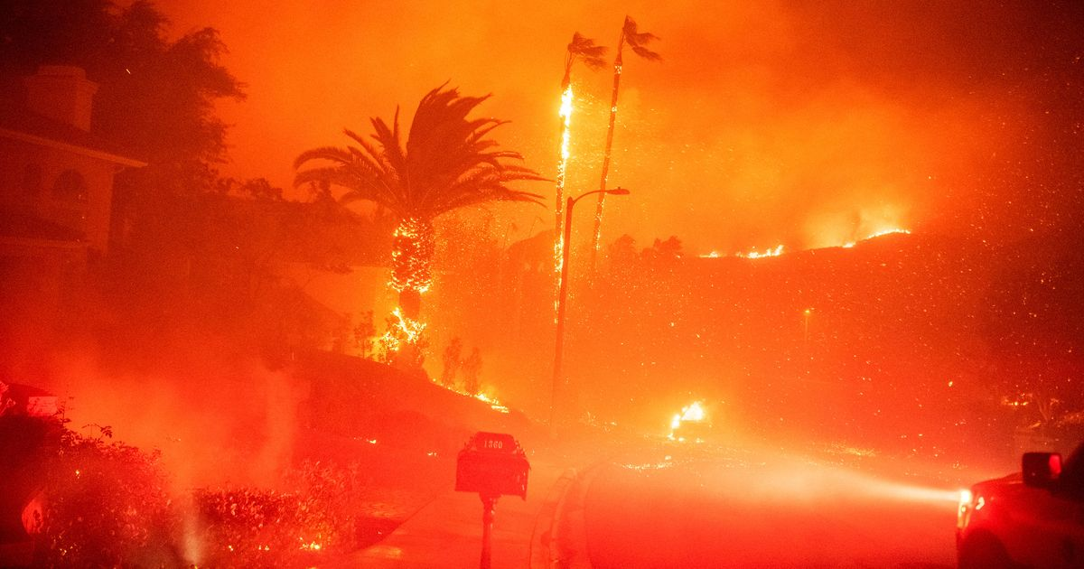L.A. Fire Season Is Beginning Again. And It Will Never End.
