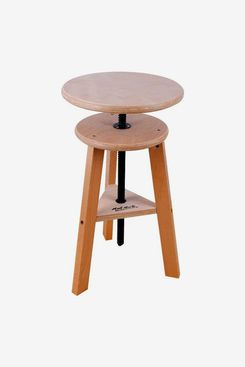 Mont Marte Signature Beech Wood Easel Stool (Height Adjustable)