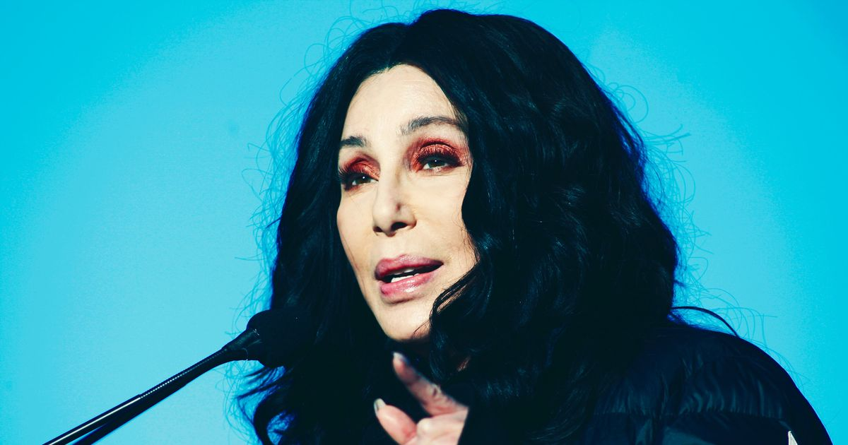 Cher Shares Her Private-Jet Journey to March for Our Lives