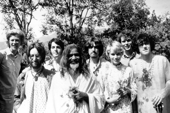Maharishi And Pop Stars