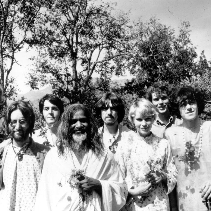 Maharishi And Pop Stars