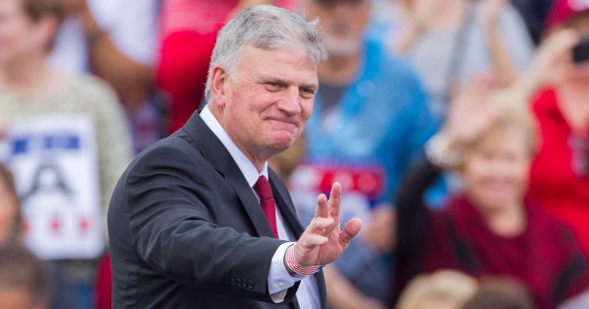 Franklin Graham Tells Buttigieg to 'Repent' Being Gay
