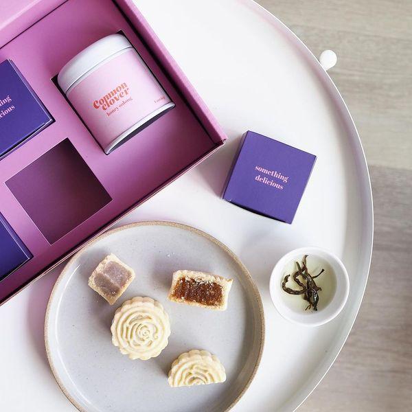 Domi x Common Clover Mooncake Gift Box