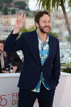 "Actor Chris O'Dowd attend the ""The Sapphires"" Photocall during the 65th Annual Cannes Film Festival at Palais des Festivals on May 20, 2012 in Cannes, France."