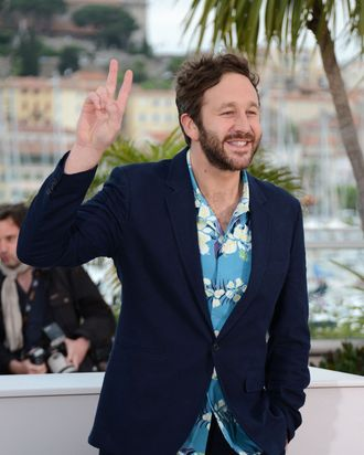 Actor Chris O'Dowd attend the