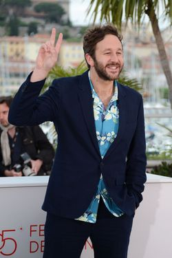 "CANNES, FRANCE - MAY 20:  Actor Chris O'Dowd attend the ""The Sapphires"" Photocall during the 65th Annual Cannes Film Festival at Palais des Festivals on May 20, 2012 in Cannes, France.  (Photo by Venturelli/WireImage)"