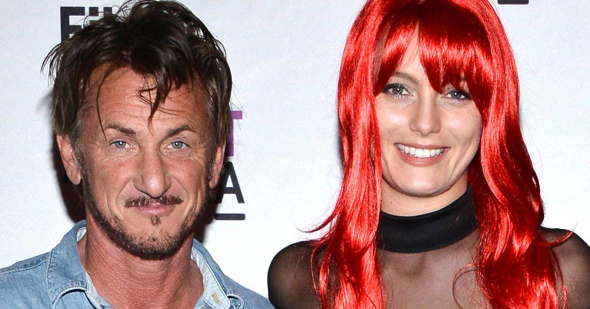 Sean Penn dating Britney dating 2016