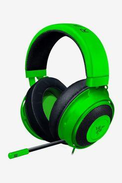 Razer Wired Gaming Headset, Green