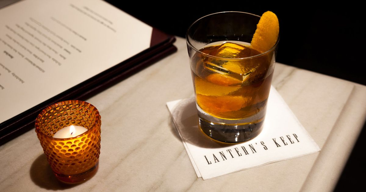 The Absolute Best Uptown-Hotel Bar in New York