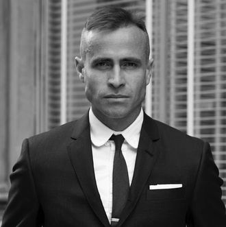 572f79d735a Thom Browne on Art, Sam Smith, and His Dog Hector's Stardom