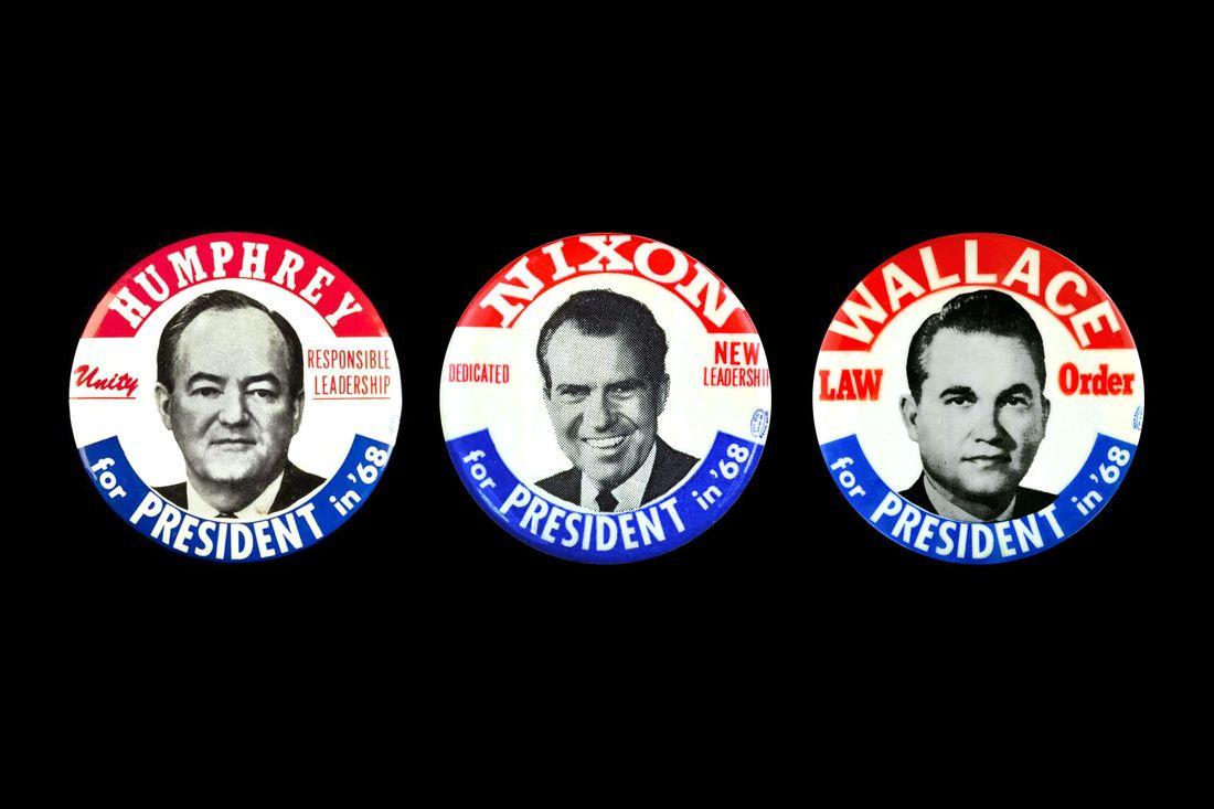 1968 Election Won By Nixon Still Haunts Our Politics