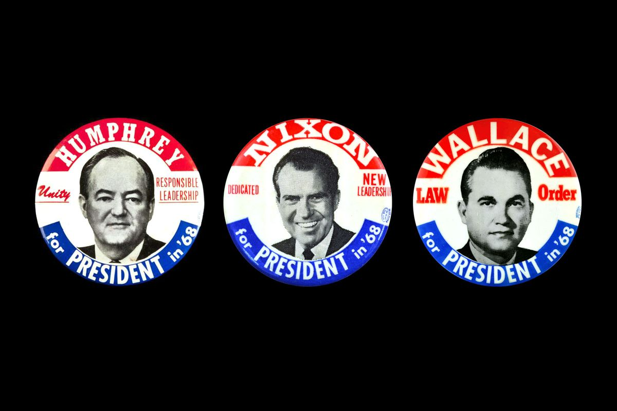 Picture of: 1968 Election Won By Nixon Still Haunts Our Politics