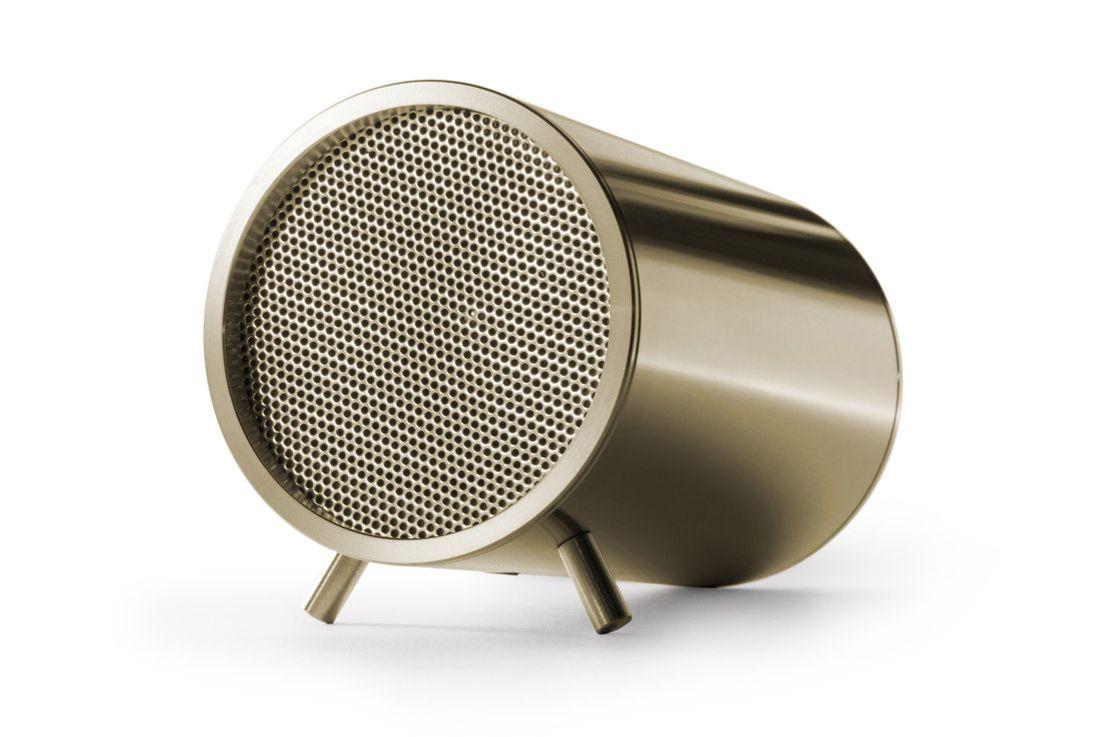 Leff Amsterdam + Piet Hein Eek Tube Audio Speaker