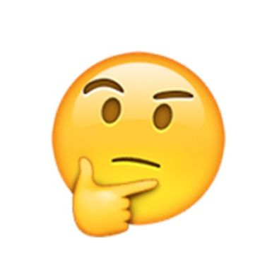 Thinking Emoji - Frequently Asked Questions About Learning Chinese