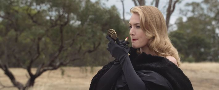 Kate Winslet Discusses the Many Reasons The Dressmaker Will