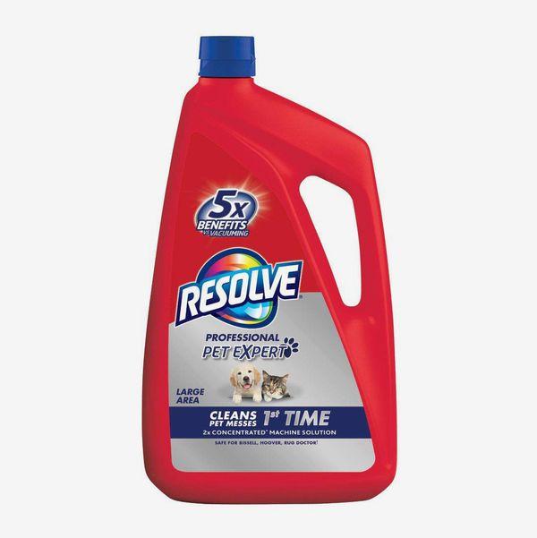 Solution de nettoyage à la vapeur pour tapis Pet Resolve