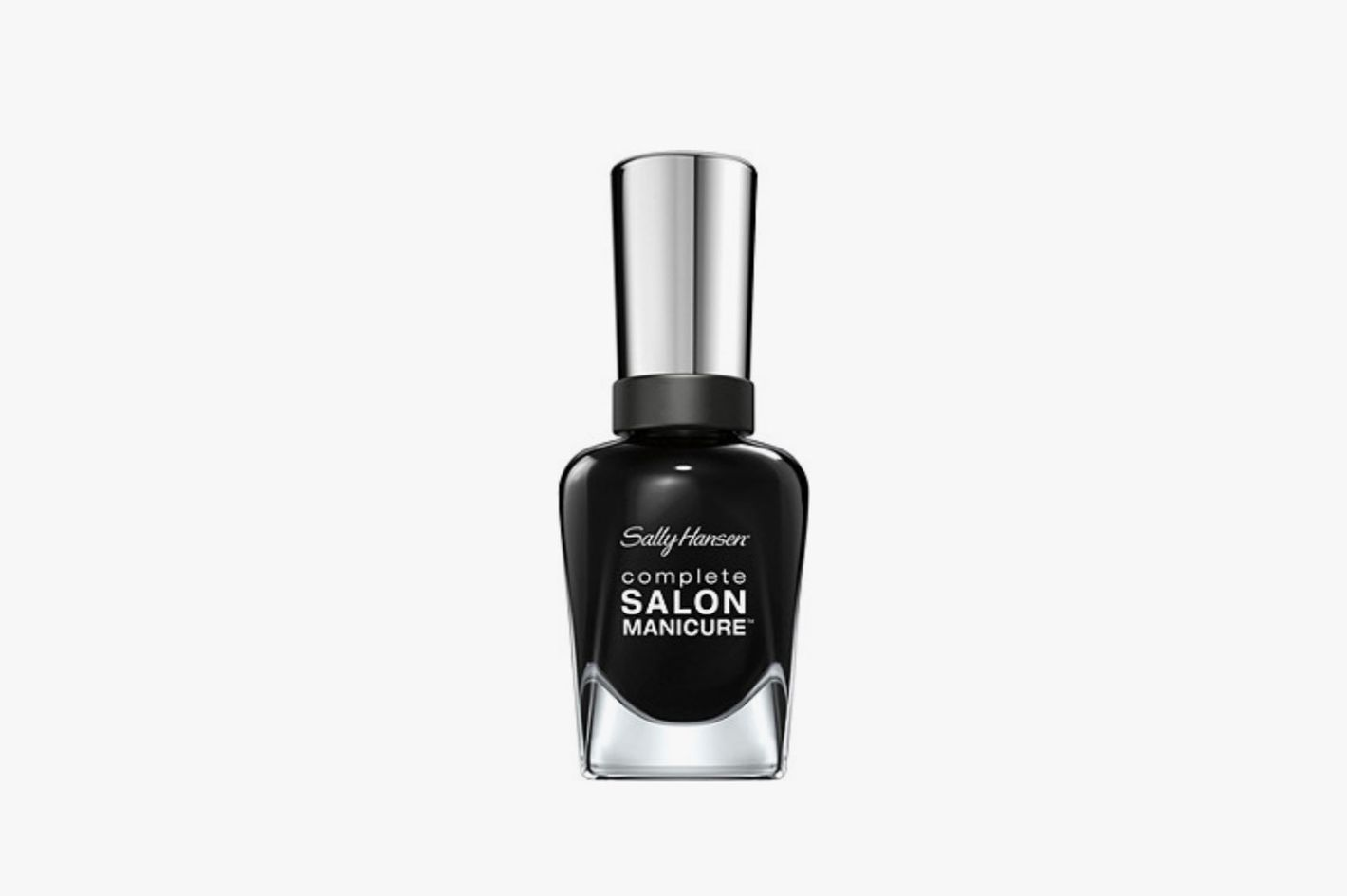 Sally Hansen Complete Salon Manicure in Hooked on Onyx
