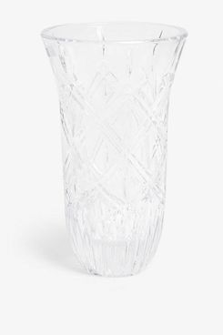 Waterford Marquis Lacey Crystal Vase 23cm