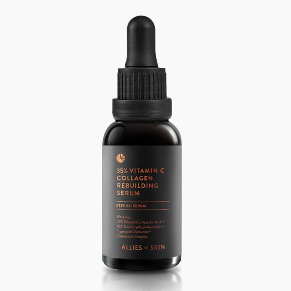 Allies of Skin Vitamin C 35% Collagen Rebuilding Serum
