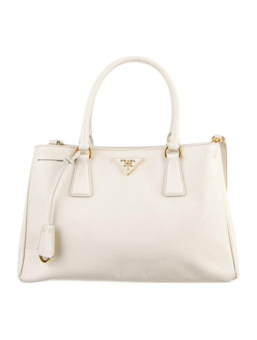efaf0bbd6207 Prada Saffiano Lux Tote - The Real Real - The Cut