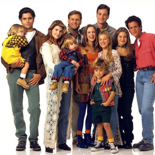 The Original Full House Cast. Photo: Bob Du0027Amico/ABC