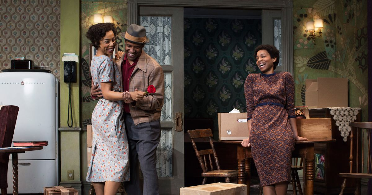 Theater review a raisin in the sun vulture sciox Images