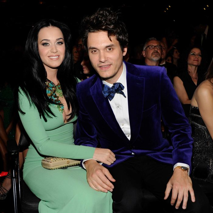 Convincing Couple Katy Perry and John Mayer Broke Up