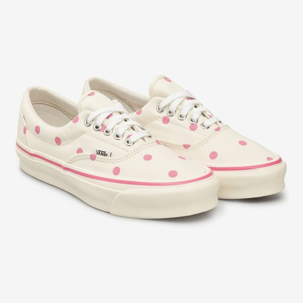 CDG Girl Vans Polka-Dot Sneakers