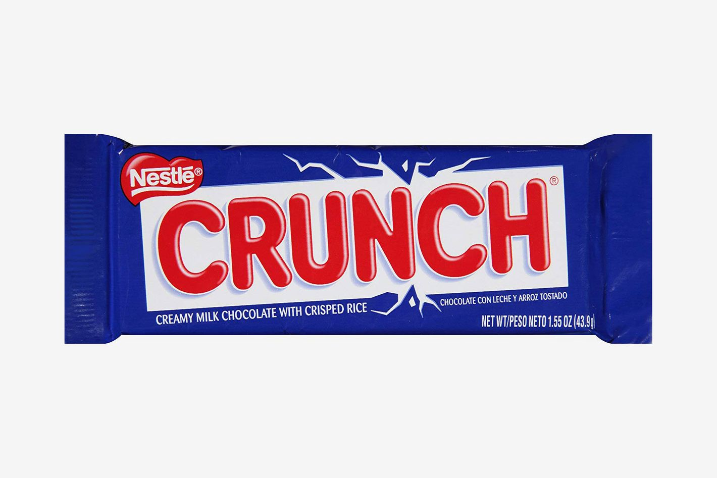 Nestle Crunch Candy Bar