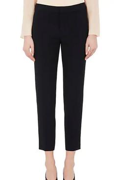 Chloé Cady Slim-Fit Crop Pants