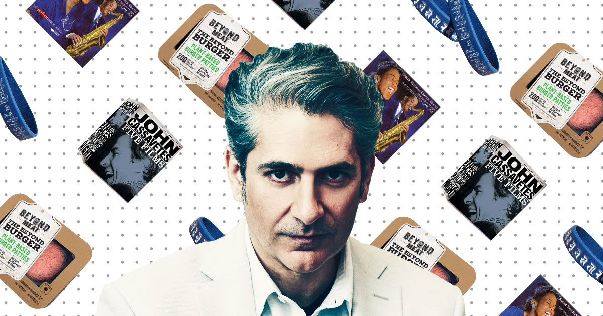 What Michael Imperioli Can't Live Without