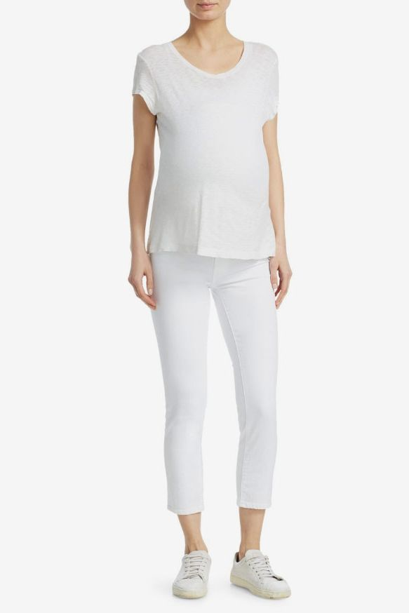 c46848af7dbe5 The 14 Best White Jeans for Women of All Sizes 2018