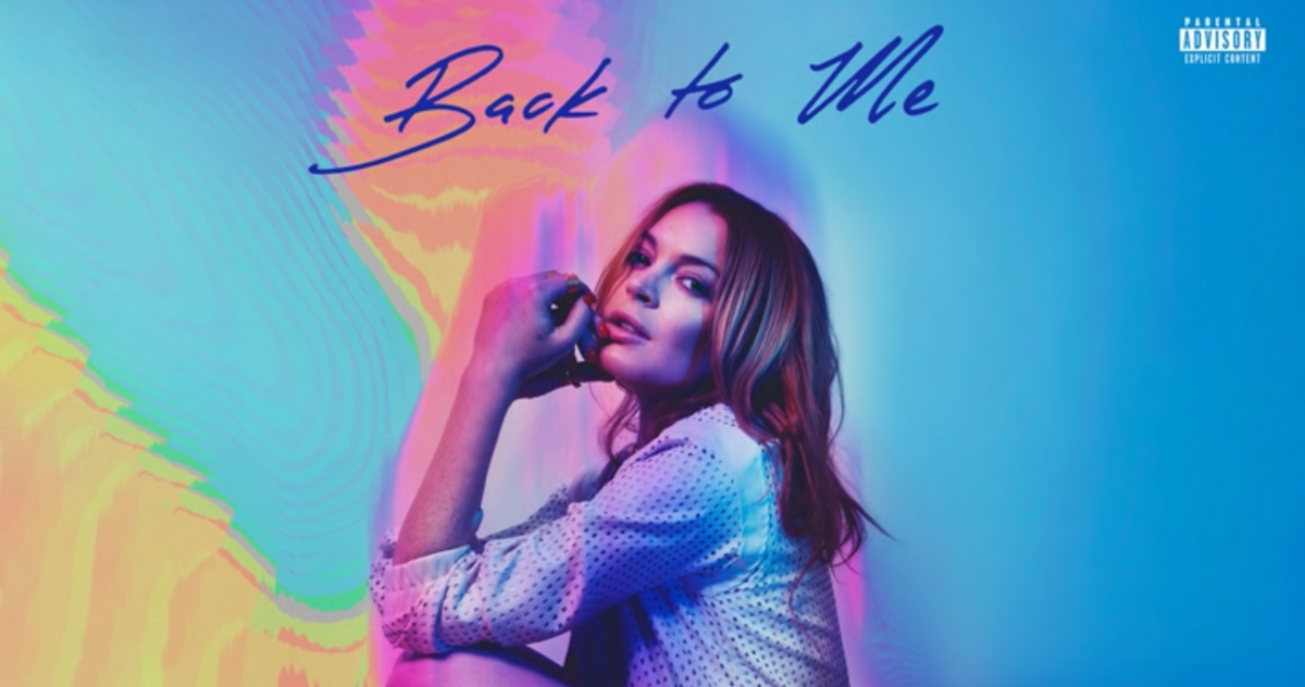 Lindsay Lohan Is Crawling 'Back To Me' On New Single