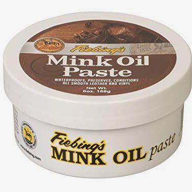 Fiebing's Mink Oil Paste