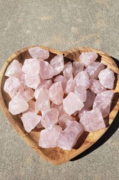 Trinity Oracles Shop Raw Rose Quartz