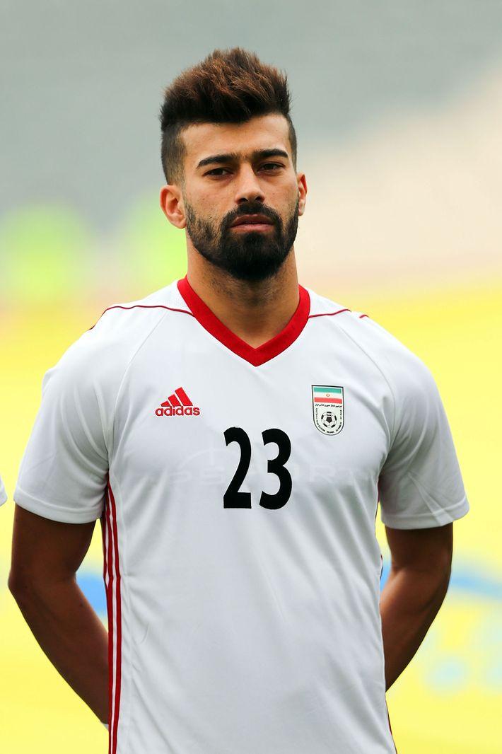 Ramin Rezaeian.