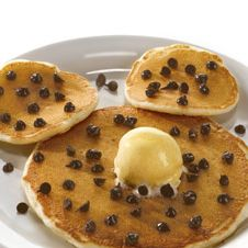 Who could possibly oppose these pancakes?