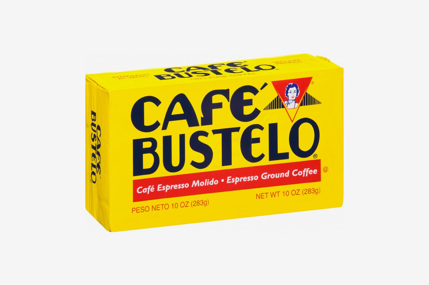 Cafe Bustelo Espresso Coffee, 10 Ounce